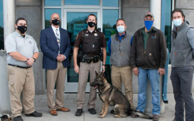 Didion Donates to Columbia County Sheriff's Office K-9 Fundraising Campaign