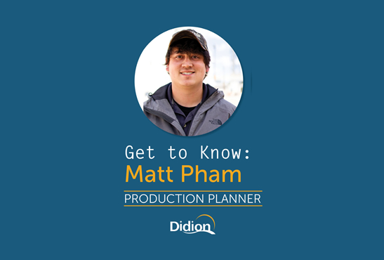 Get to Know: Matt Pham