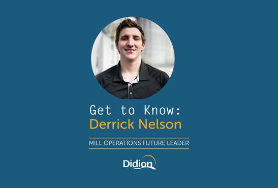 Get to Know: Derrick Nelson